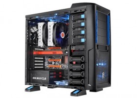 Thermaltake Announces the Chaser A41 Gaming Case