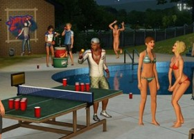 EA Launches The Sims 3 University Life