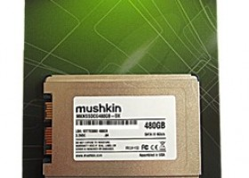 Mushkin Announces Chronos GO Deluxe 1.8inch SSDs