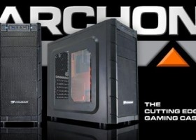 Cougar Announces Archon Gaming Chassis