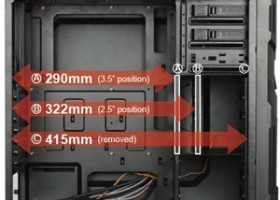 Enermax Launches COENUS Mid-Tower Chassis