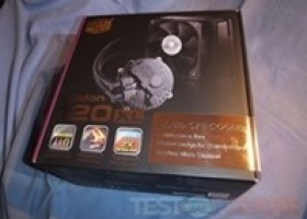 Cooler Master Seidon 120XL CPU Water Cooling System Review @ TestFreaks