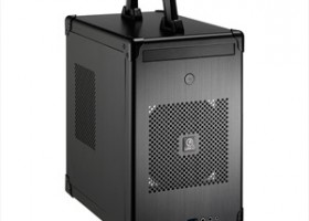 Lian Li Intros PC-TU100 Compact Briefcase Chassis