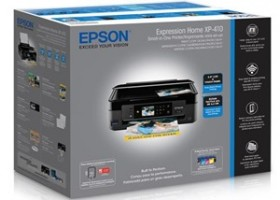 Epson Announces Expression Home XP-410 Small-in-One