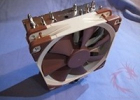 Noctua NH-U12S CPU Cooler Review @ DragonSteelMods