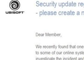 UBISoft Hacked!
