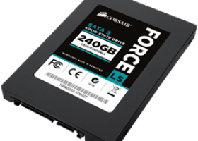 Corsair Intros Force Series LS SSD Line