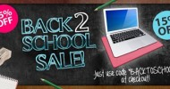 DefenderPad Back to School Sale 15% Off