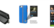 Findables Smartphone Cases with App and QR Code