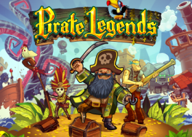 Pirate Legends Launches on iOS Devices