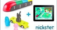 Kickstarter: Nickster Educational Toy Collection