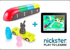 Kickstarter: Nickster Educational Toy Collection