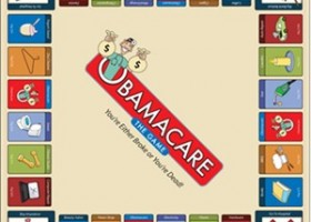 Kickstarter: Obamacare the Game