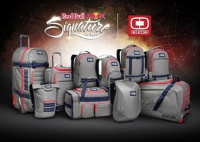 OGIO Collaborates with Red Bull for Sports Bag Line