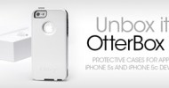 OtterBox Covers the iPhone 5S and 5C
