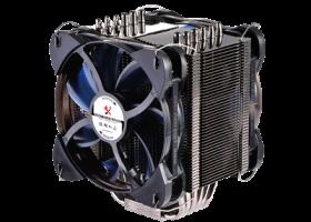 X2 Presents the ECLIPSE IV CPU cooler