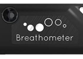 Breathometer Smartphone Breathalyzer Shipping in October