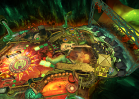 Pinball Rocks HD App Features First All Metal & Rock Soundtrack