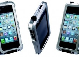 Bike2Power Launches Bravo Fully Waterproof and Shockproof Aluminum Case for iPhone 5