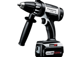 Panasonic Expands Its Lineup Of Tough IP Cordless Power Tools