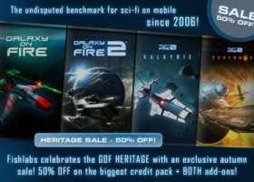 Galaxy on Fire Gets Updated and a Sale
