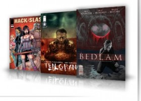 ComiXology Select Collections for 50% Off + Over 140 Comics For 99¢ Each