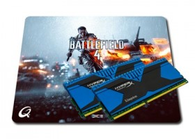 Kingston HyperX Teams Up with QPAD for Battlefield 4 Bundles