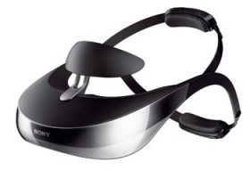 Sony Introduces Portable Wireless Head Mounted Display for $999