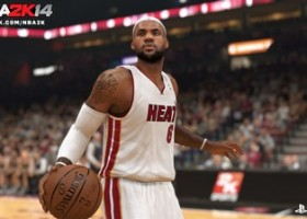 2K Releases NBA 2K14 Next Gen Screenshot