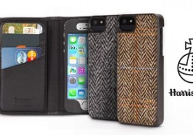 Griffin Launches Tweed Range of Cases for iPhone 5 and 5s