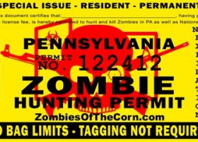 Zombie Shoot and Corn Maze at Zombies of the Corn