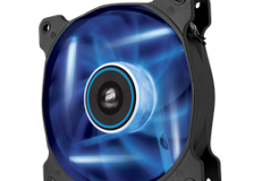 Corsair Launches Air Series LED High Airflow PC Case Fans