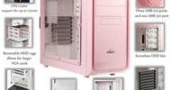 Enermax Announces Ostrog Pink Mid-Tower Chassis