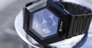 Tokyoflash Japan Announces Kisai Quasar Hexagonal Watch