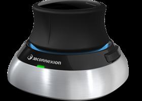 3Dconnexion Announces World's First Wireless 3D Mouse