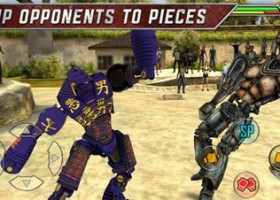 Free iOS Game: Real Steel