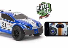 Griffin Launches MOTO TC Rally RC Car