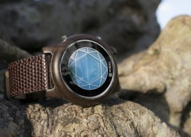 Tokyoflash Japan Announces Kisai Polygon Wood Watch