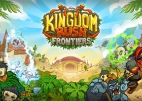 Kingdom Rush: Frontiers Browser Game Out Now