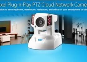 Compro Launches TN920W PTZ Hi-Def Network Camera