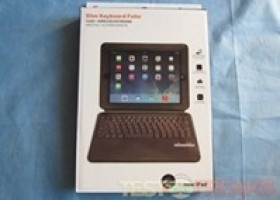 Griffin Slim Keyboard Folio for iPad Air Review @ TestFreaks