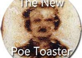 The Poe Toaster is Back