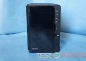 Synology DiskStation DS214play NAS Review @ TestFreaks