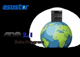 ASUSTOR Launches ADM 2.1 Beta Program