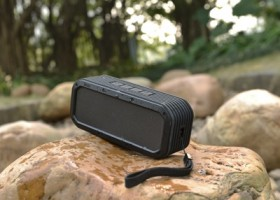 Divoom Unveils a Rugged, Powerful Outdoor Bluetooth Speaker Voombox