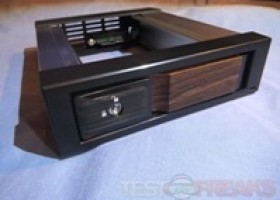 iStarUSA BPN-DE110SS-WB Trayless Hot-Swap Cage with Wood Look Bezel Reviewed @ TestFreaks