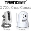 CES: TRENDnet Adds Two New 720P Cloud Cameras to Line-Up