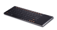 Rapoo Announces the E2700 Ultra-Slim Wireless Multimedia Keyboard with Touchpad