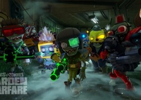 Plants vs. Zombies Garden Warfare Out Now Available for Xbox One and 360