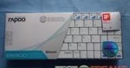 Rapoo E6300 Bluetooth Ultra-slim Keyboard for iPad Review @ TestFreaks